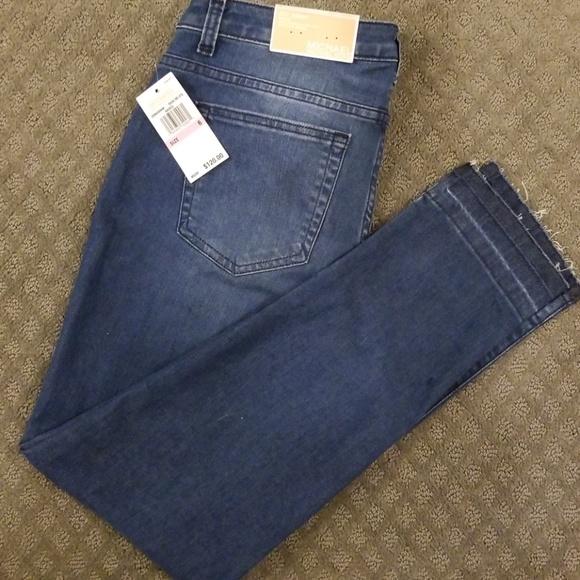 7123d0ca9283 Michael Kors Jeans | Izzy Skinny Size 6 | Poshmark